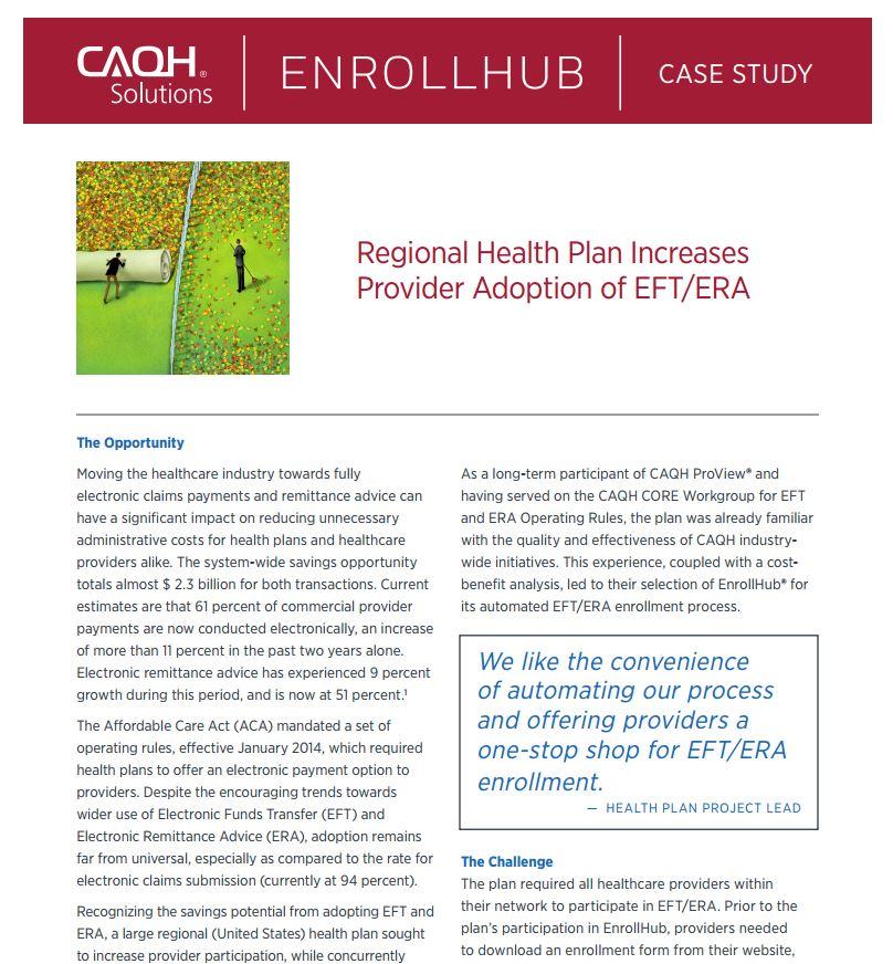 EnrollHub case study