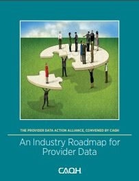 Provider Data Roadmap cover image
