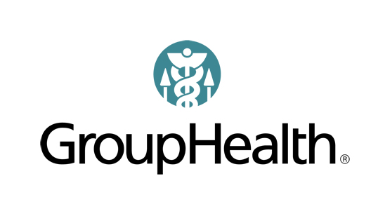 Logo for Group Health